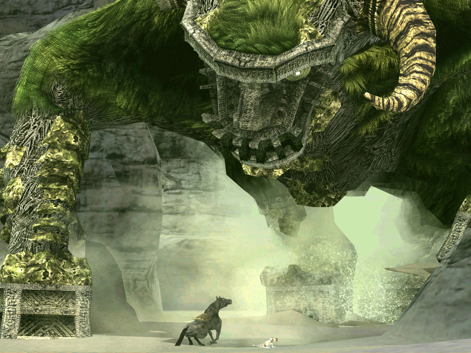 Annunciato il Remake di Shadow of the Colossus