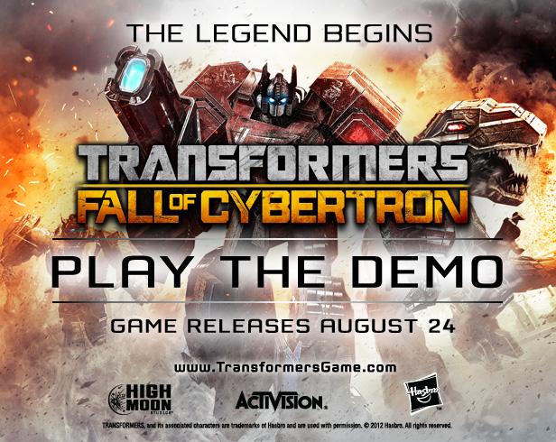 Fallout 4 Elicottero : Annunciata la demo di transformers caduta cybertron