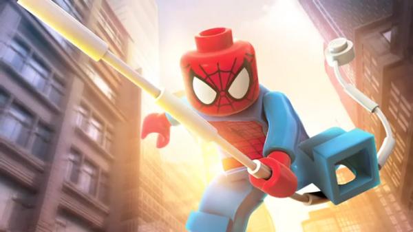 Non poteva mancare Spiderman!