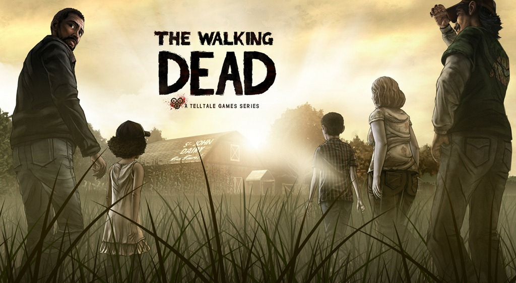 Norman Reedus e Michael Rooker per il videogioco di The Walking Dead