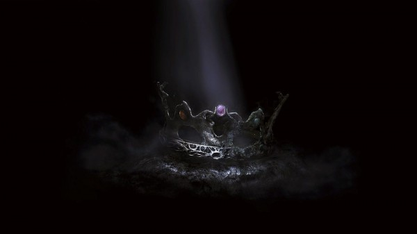 Dark Souls 2 Crown of The Sunken King Wallpaper