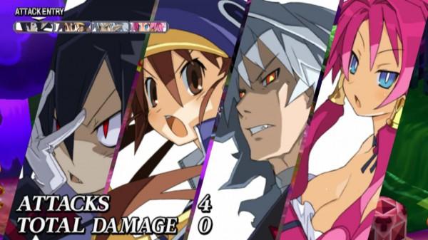 Innescare un attacco con 5 personaggi richiederanno una gran dose di fattore c...