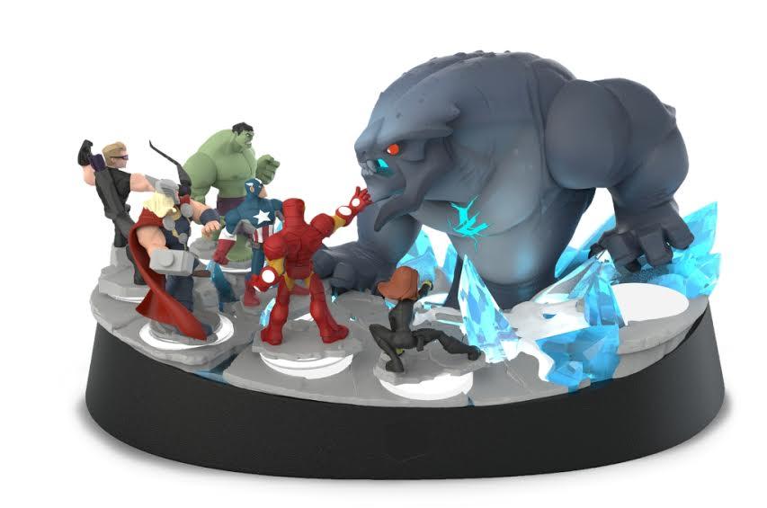Disney Infinity 2.0: Marvel Super Heroes, la Collector?s Edition