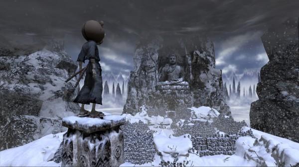 In Afro Samurai 2 impersoneremo il misterioso Kuma, mosso dalla sete di vendetta