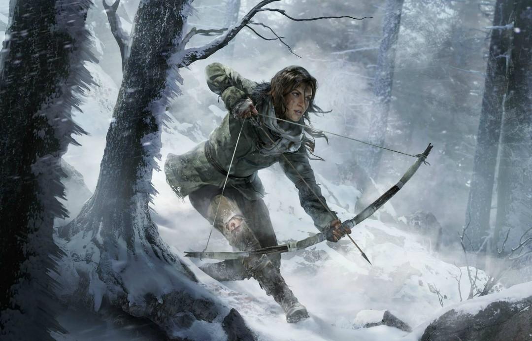 Rise of the Tomb Raider: è arrivato il DLC
