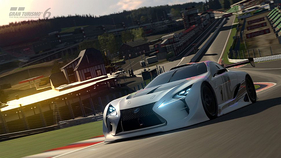 Gran Turismo Sport torna a mostrarsi in tre incredibili video