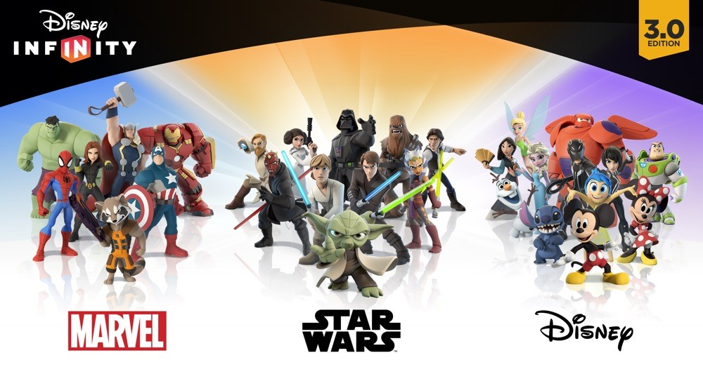 Disney Infinity 3 0 Expansion Game Takeover Recensione