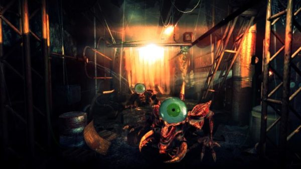 Albedo: Eyes From Outer Space - Recensione