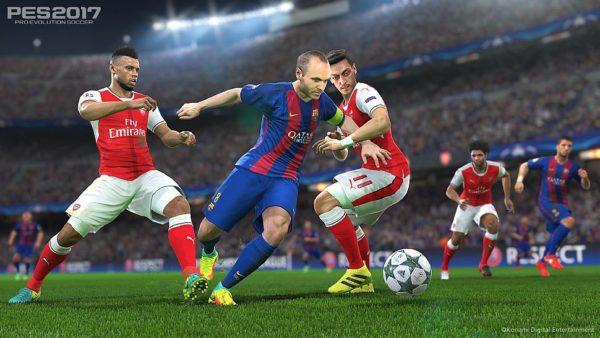 pro evolution soccer barcellona 10