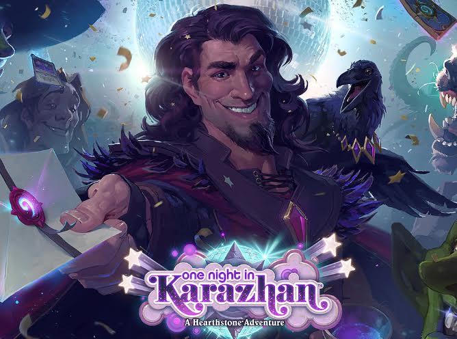 Una notte a Karazhan è la nuova avventura di Hearthstone!