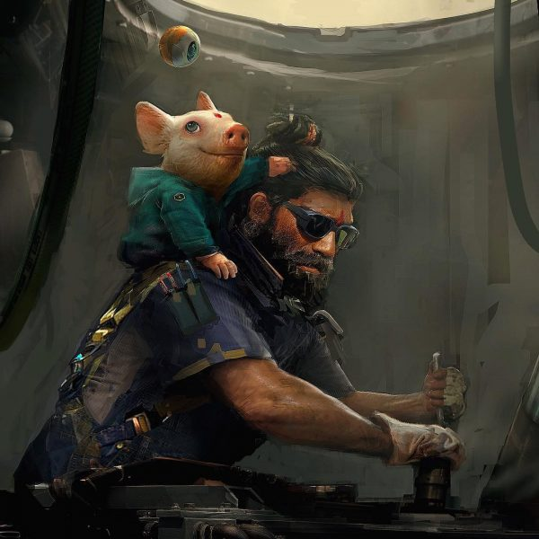 Beyond Good and Evil 2: Michel Ancel pubblica una misteriosa immagine
