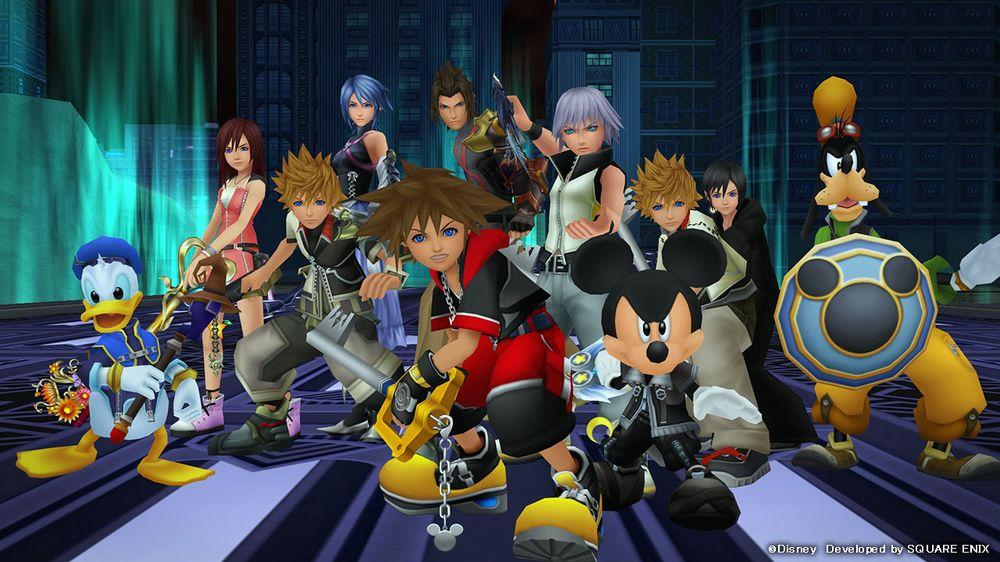 Kingdom Hearts HD 2.8, rivelata la data di uscita ufficiale