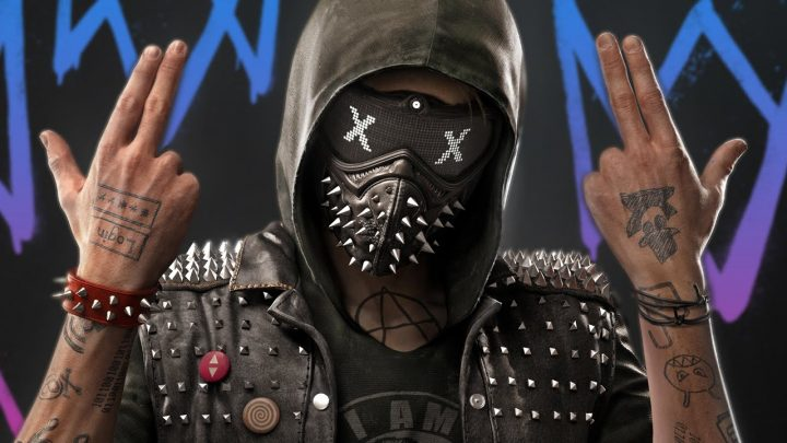 Watch Dogs  Wrench Tatoos