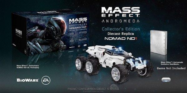 Beta multiplayer in vista per Mass Effect: Andromeda