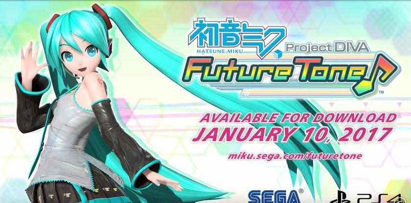 Hatsune miku project diva future tone confermata la data - Hatsune miku project diva future ...