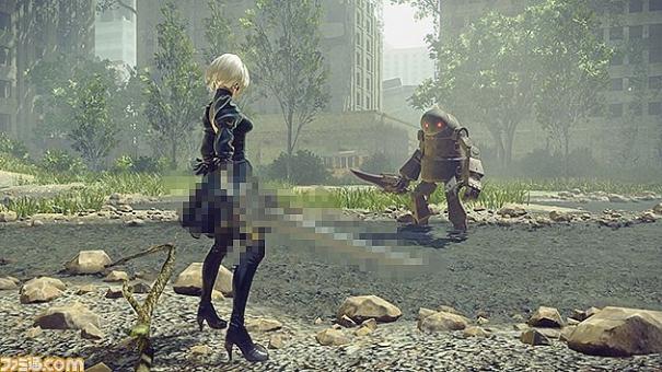 NieR: Automata avrà una demo, Square Enix annuncia le edizioni del gioco