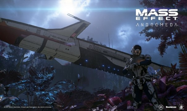 Mass Effect Andromeda, un video ci mostra i combattimenti