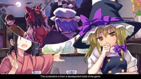 Touhou Kobuto V: Burst Battle - Recensione
