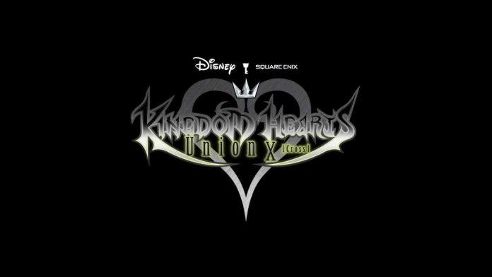 Kingdom Hearts Union X Cross ora disponibile