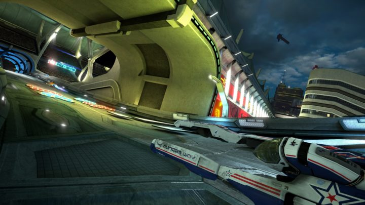 Sony annuncia la data di uscita di Wipeout: Omega Collection