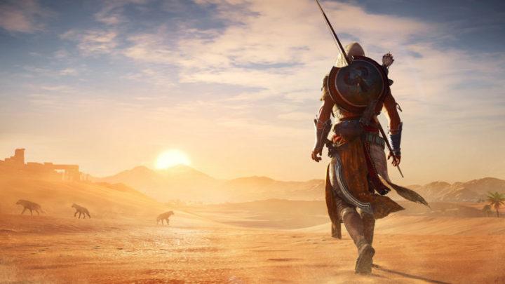 Assassin's Creed Origins: Ashraf Ismail parla delle dimensioni della mappa