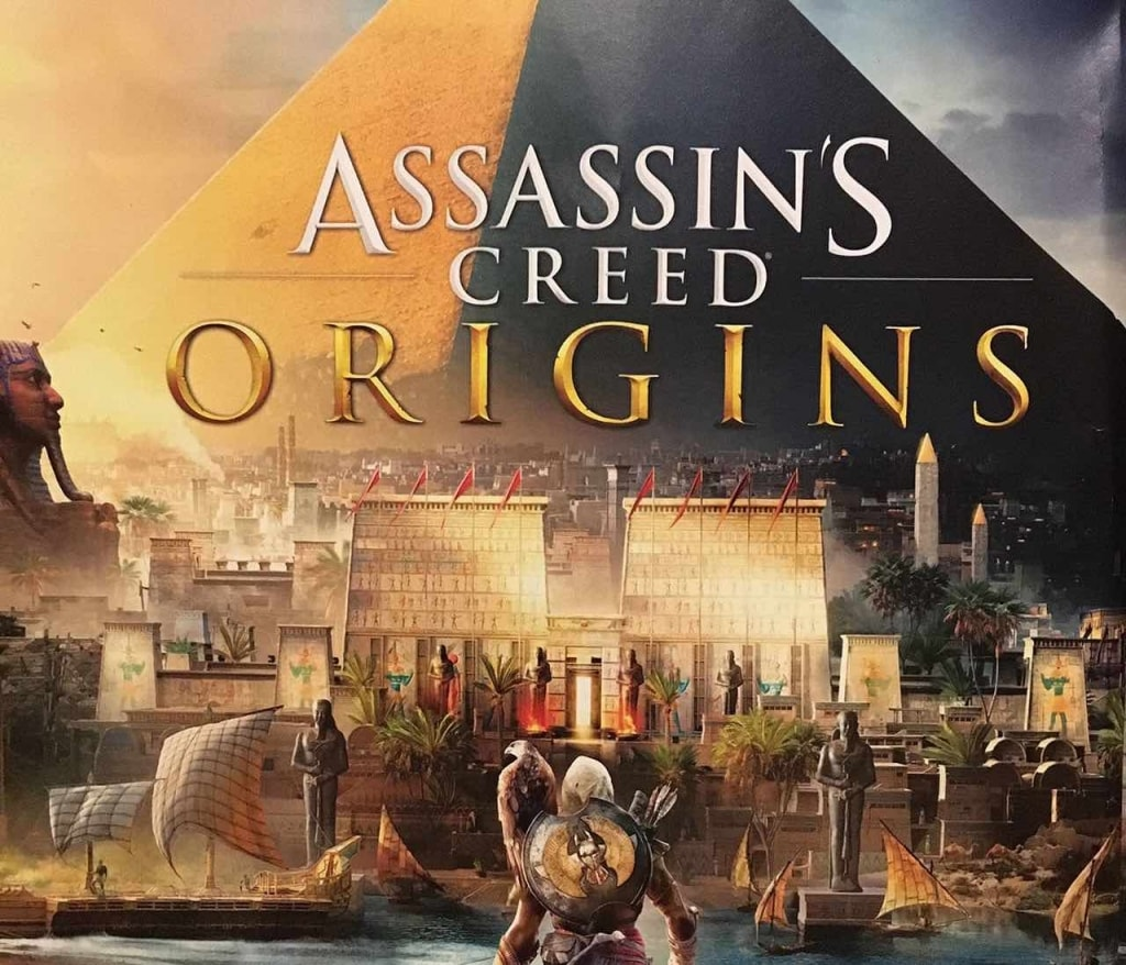 Assassin's Creed Origins: Ubisoft parla dell'interazione con l'ambiente