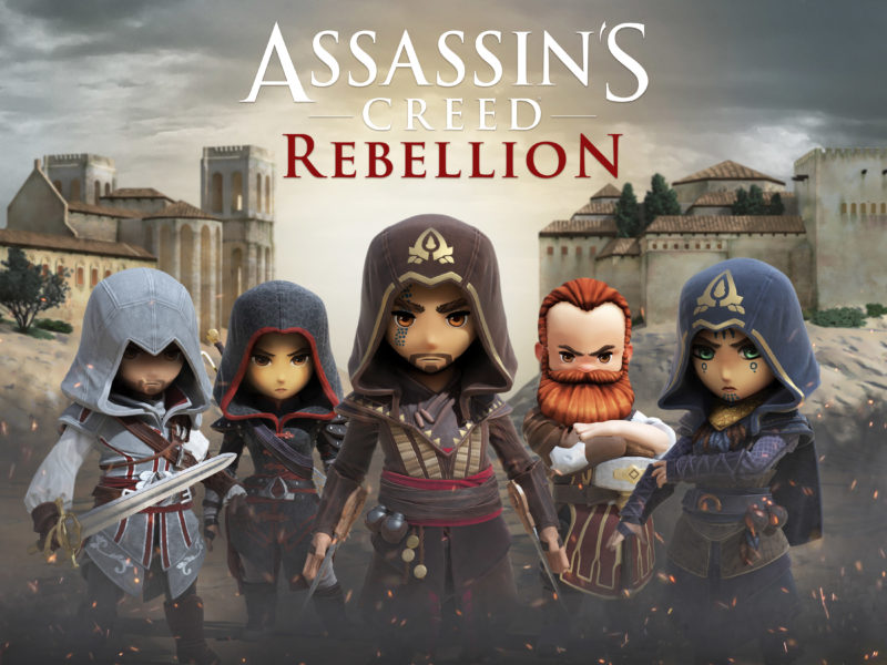 Ubisoft annuncia Assassin's Creed: Rebellion, prossimamente su Android e iOS