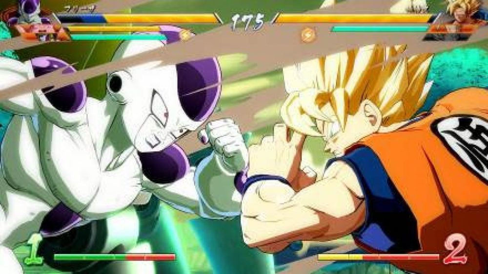 Dragon Ball Fighterz annunciato all'E3 2017