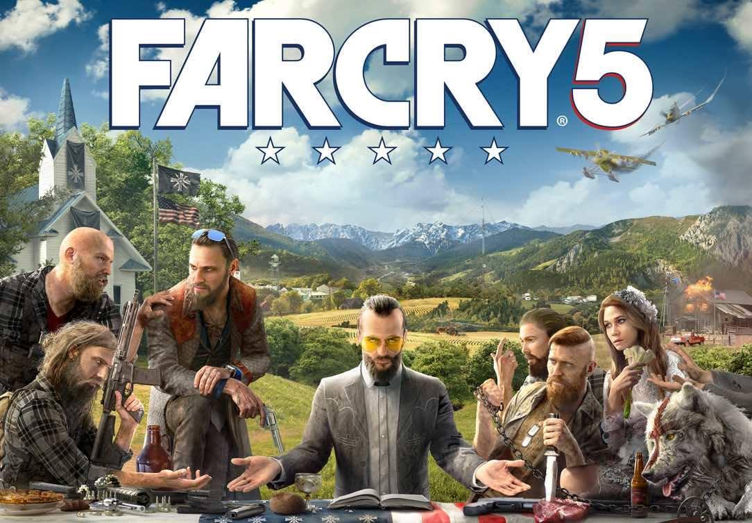 [E3 2017] Far Cry 5 mostrato finalmente in azione!