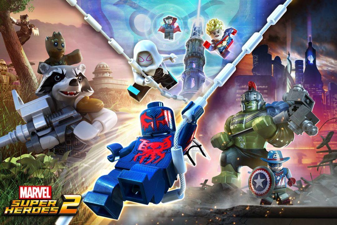 LEGO Marvel Super Heroes 2: annunciato con un video un nuovo personaggio