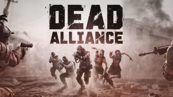 È iniziata l'open beta di Dead Alliance, terminerà il 31 luglio