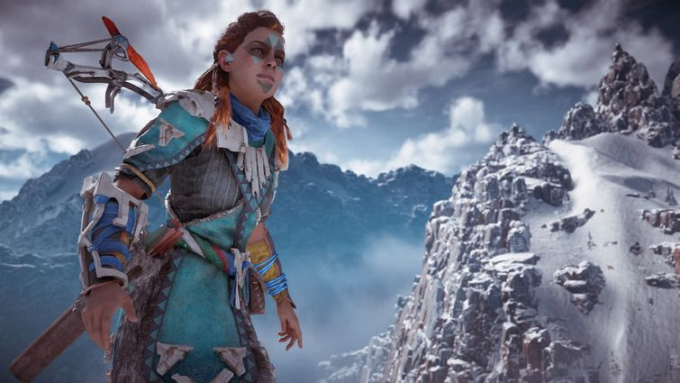 Horizon: Zero Dawn, modalità New Game
