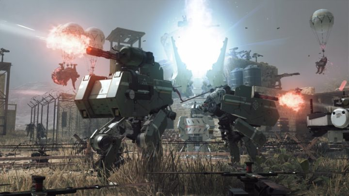 Konami: rilasciata la Beta di Metal Gear Survive