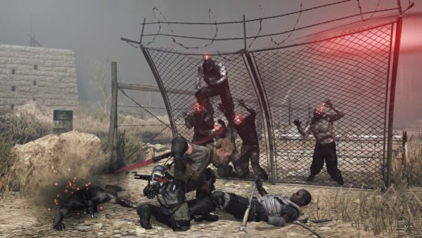 Metal Gear Survive in open beta da oggi