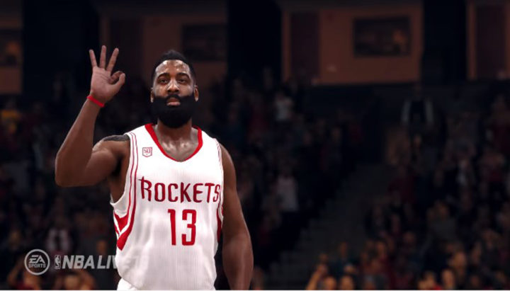 Cover, demo e data per NBA Live 18