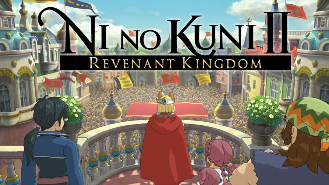 Ni no Kuni II: 9 minuti di gameplay