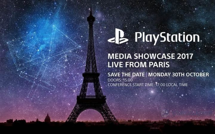 Sony annuncia la sua conferenza alla Paris Games Week 2017