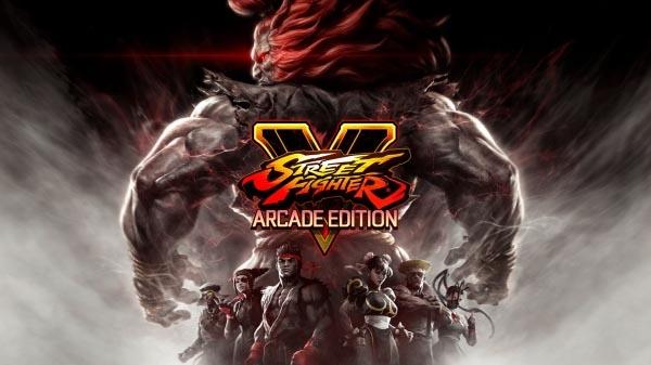 STREET FIGHTER V: Arcade Edition aggiunto su Amazon