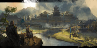 assassin's creed concept giappone
