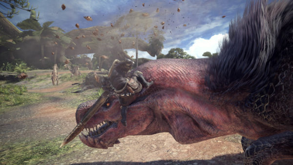 Monster Hunter World: nuovi dettagli sulla terza beta