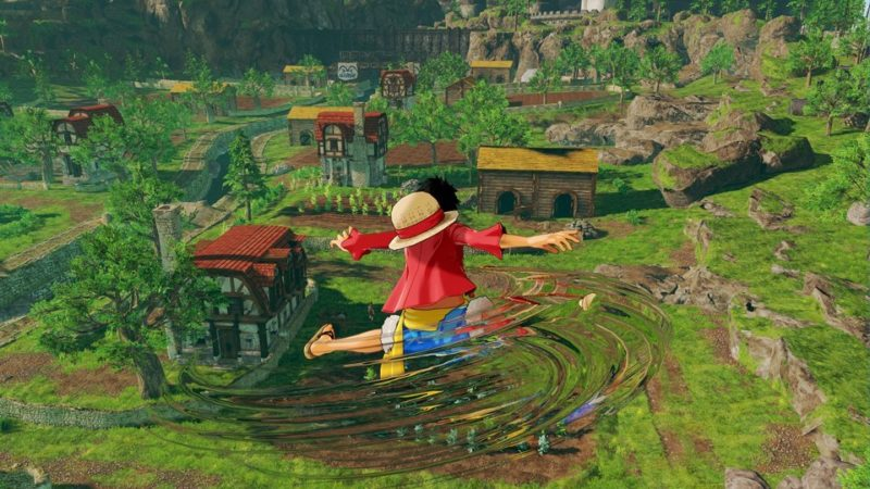 One Piece World Seeker si mostra in un nuovo gameplay