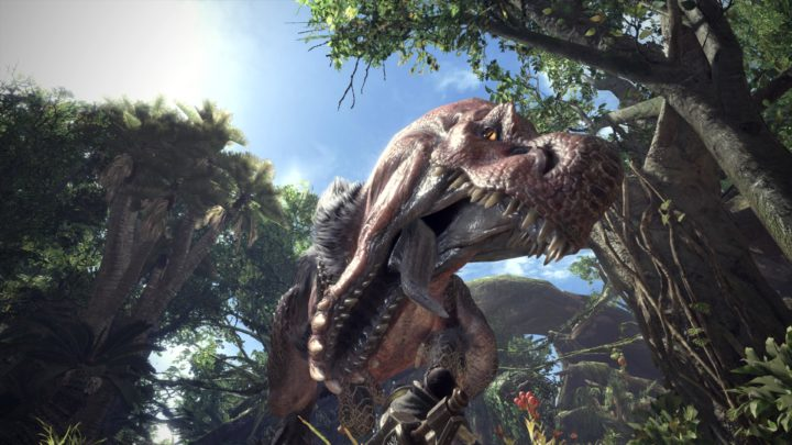 Monster Hunter: World vanterà aggiornamenti gratuiti