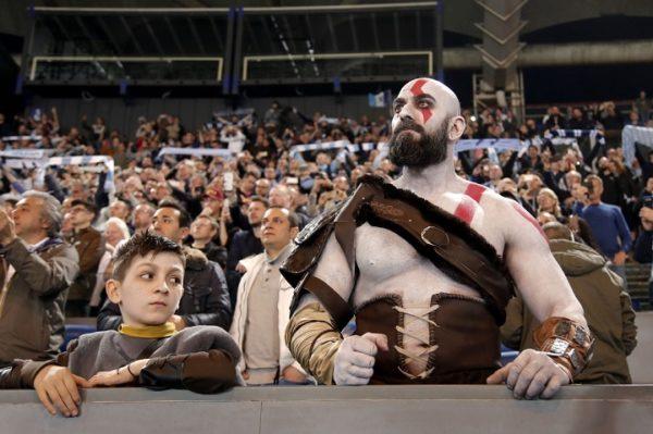 Kratos fa capolino''¦ Allo Stadio Olimpico