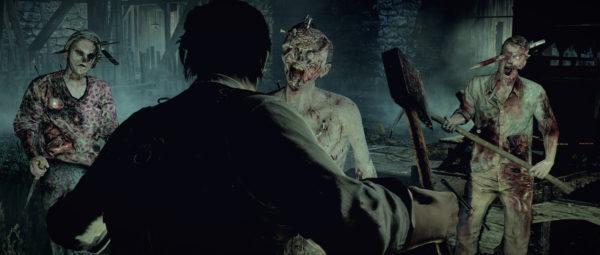 Il gioco spinge il giocatore ad adottare un approccio stealth, ma in situazioni del genere dovrete fare uso della forza bruta