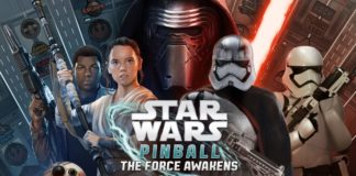 Zen Pinball2 - Star Wars: The force awakens