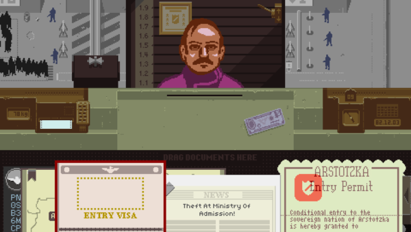 Papers, Please - Recensione