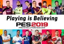 pes 2019 playstation 4 spot playing is beliving barcellona inter