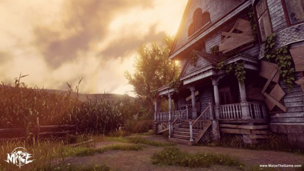 maize ps4 review