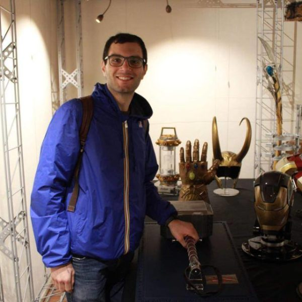 Gianluca Recchia