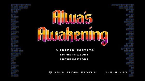 Alwa's Awakening recensione